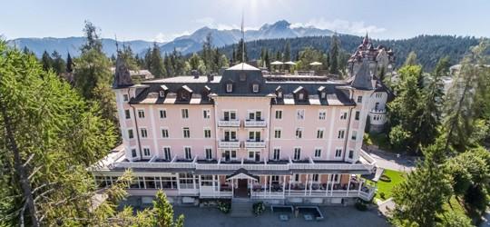 Romantikhotel Schweizerhof Flims