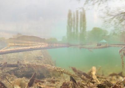 unterwasser reflexion
