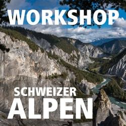 workshop schweizer alpen sommer